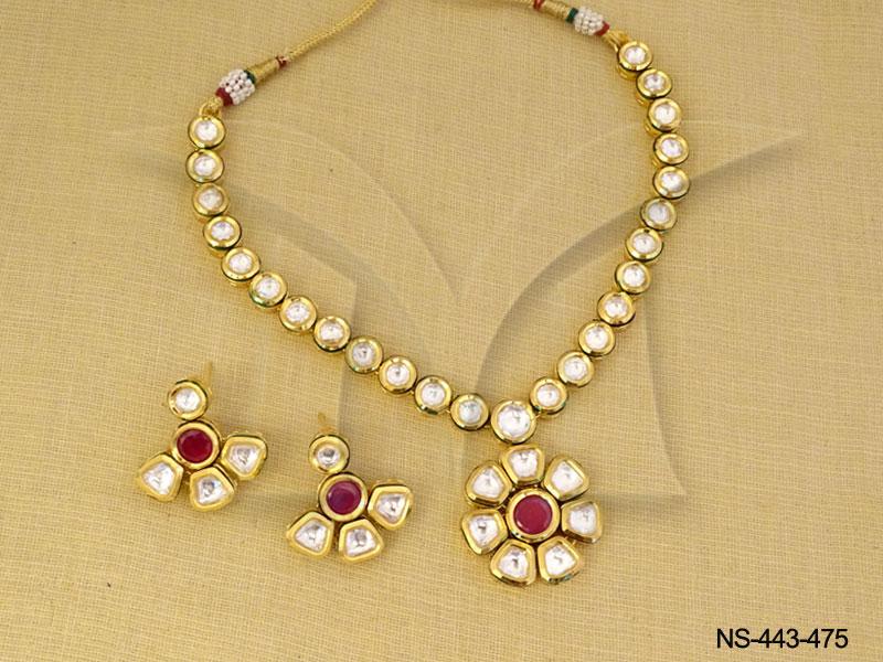 Kundan Jewelry   Kundan Work Jewellery Sets Online Shopping