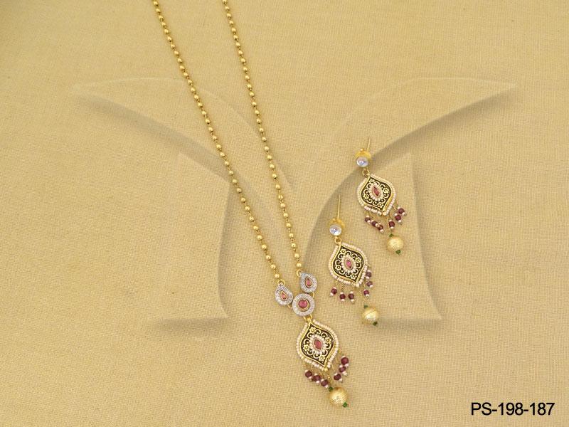Kundan pendants sets simple looking kundan earring and pendants sets kundan pendants sets simple looking kundan earring and pendants sets 1420136265n4k8g aloadofball Image collections