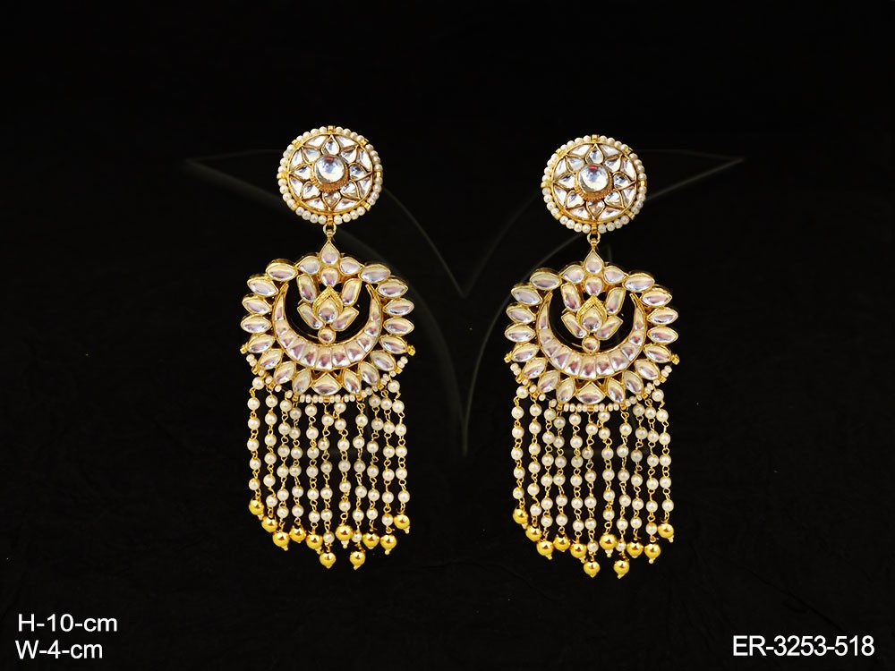 Kundan Earrings Jewellery