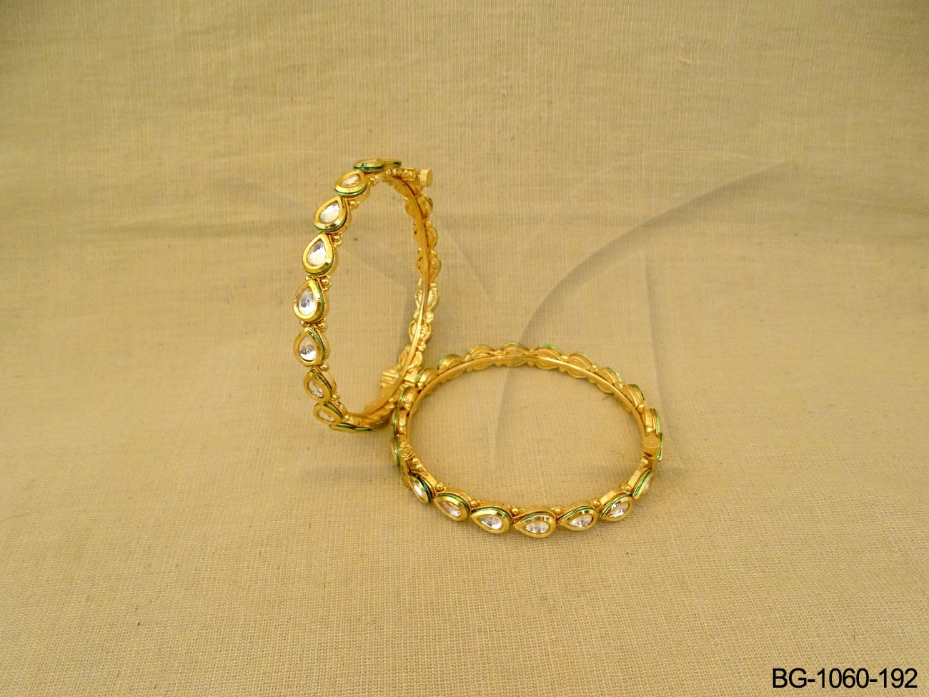 Kundan Bangles Jewellery
