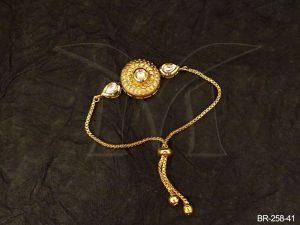 Kundan Bracelet Jewellery